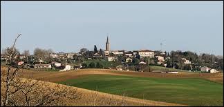 Commune Haut-Garonnaise, Cadours se situe en région ...