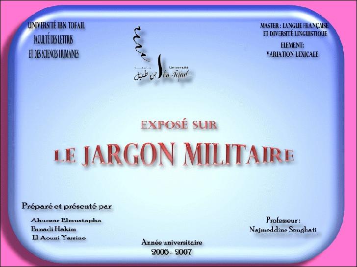 Qu'est-ce qu'une ''carrée'' en jargon militaire ?
