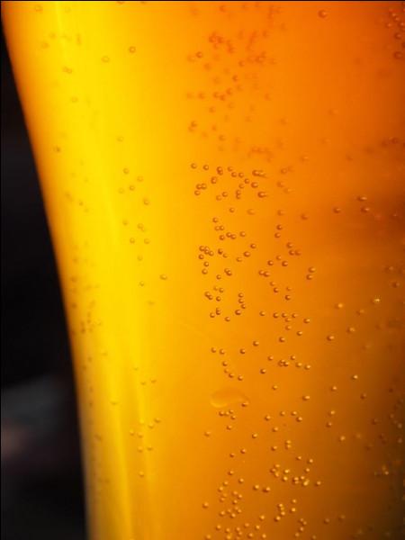 D'où vient le nom «cervoise», désignant la bière sans houblon produite dans l'Antiquité ?