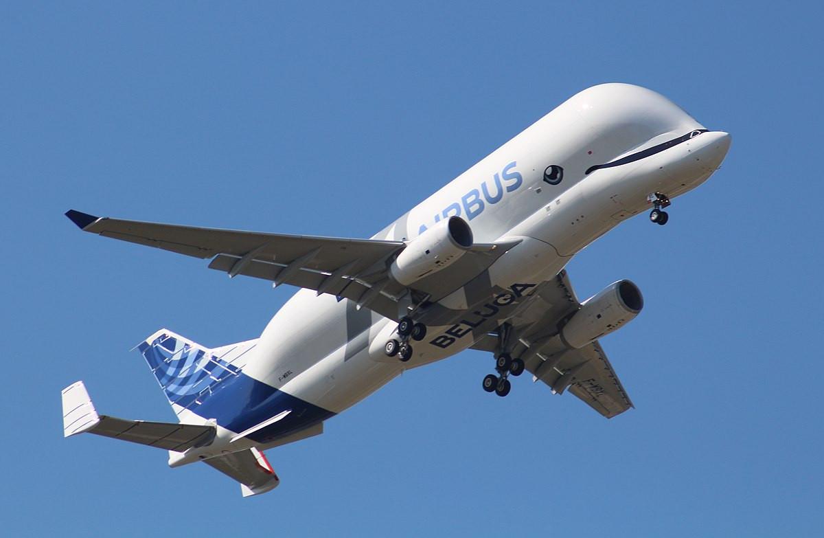 Types d'avions de ligne
