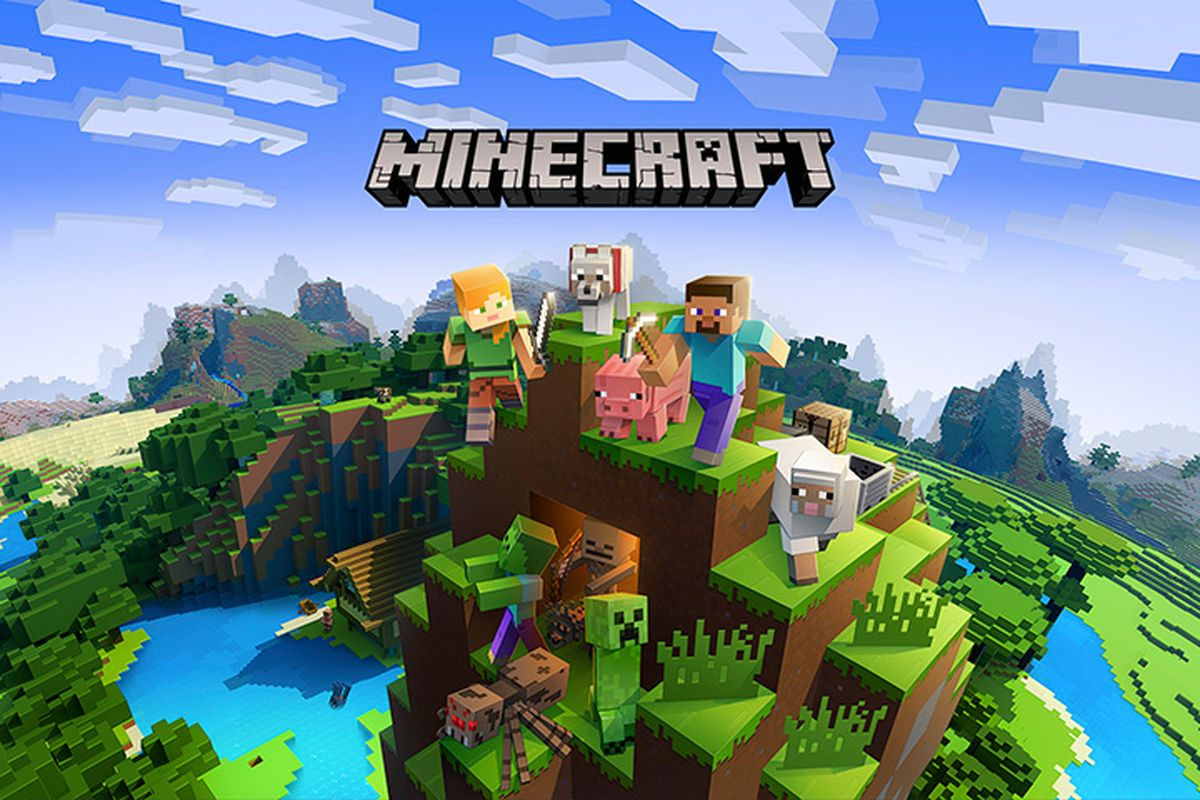 Personnages Minecraft