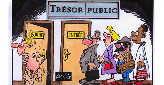 Mode de gestion d'un service public, elle peut vous enfumer ou vous mettre à genoux !