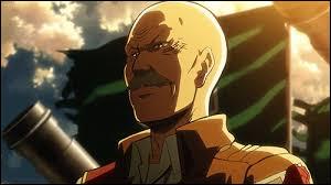 Quel est le nom de cet homme assez excentrique ?