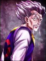 """Présent dans le célèbre manga """"Hunter x Hunter"""", c'est le grand-père de Kirua."""