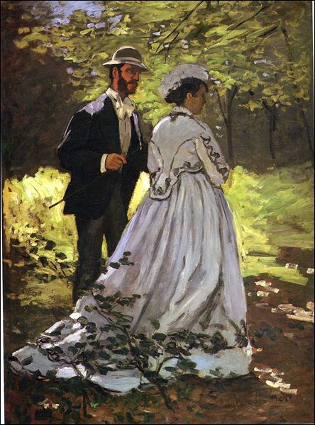 """Qui a peint """"Déjeuner sur l'herbe (étude)"""" ?"""