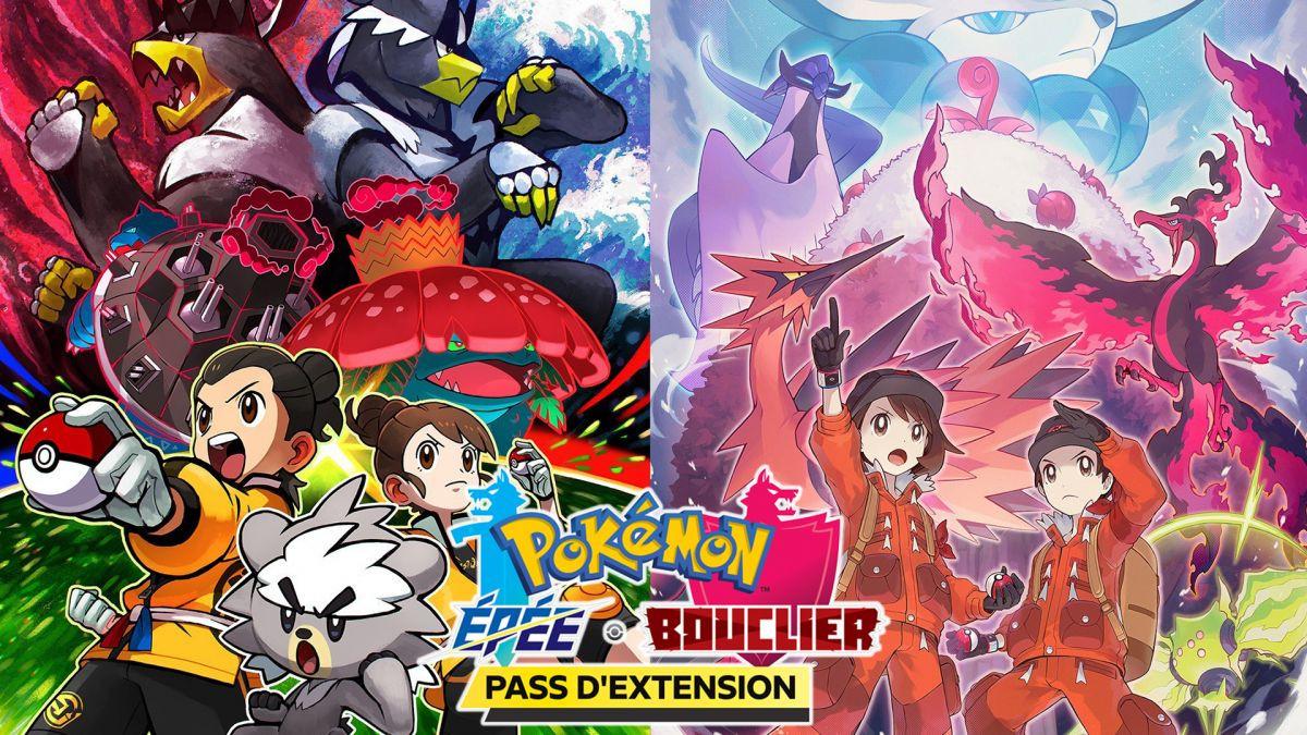 Pokémon - Isolarmure et Couronneige
