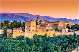 Géographie - Dans quel pays se situe l'Alhambra ?