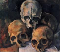 """Art - Qui a peint """"Pyramide de crânes"""" ?"""