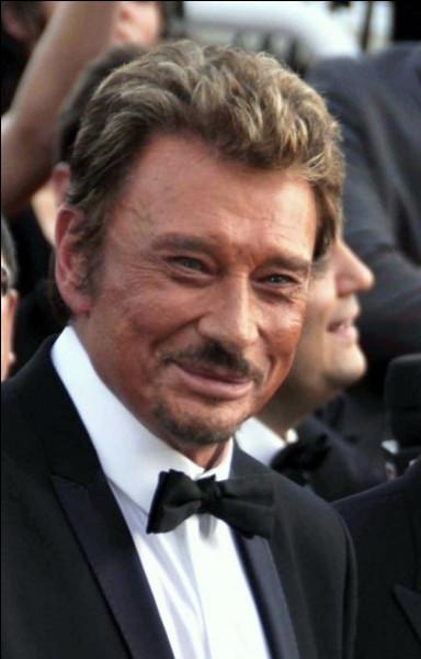 """En 1986, Johnny enregistre la chanson """"Laura"""", écrite et composée par Jean-Jacques Goldman. Sur quel album figure-t-elle ?"""
