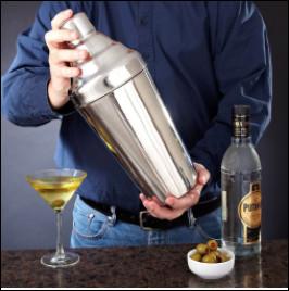 Quel est ce récipient utilisé pour la préparation des cocktails ?
