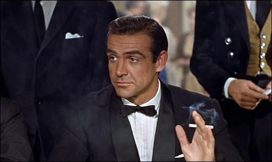 """Quel est le premier film dans lequel Sean Connery est """"James Bond"""" ?"""