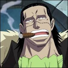 Quel est le premier des 7 grands corsaires que Luffy a battu ?