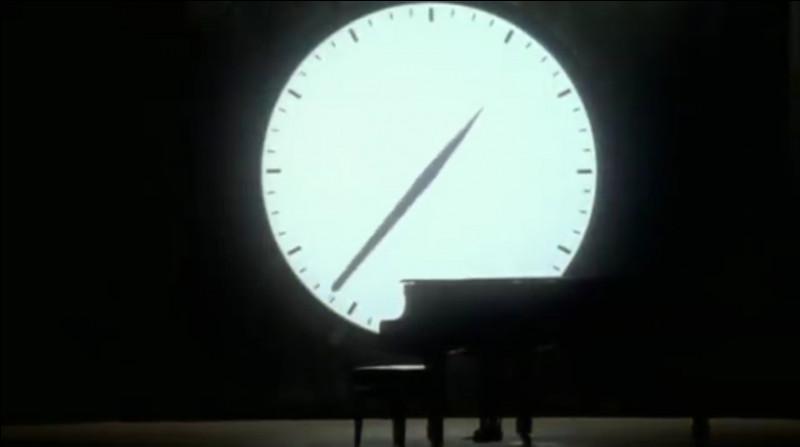 Quelle est la chanson correspondant à cette image ?