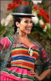 """De quel pays est originaire la """"Cholitas"""" ?"""