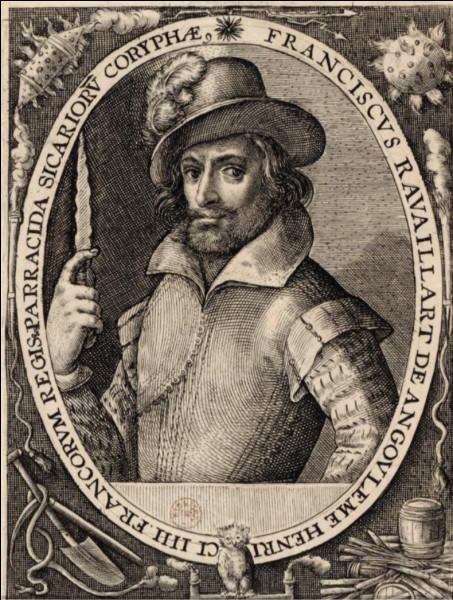 Retournons à la guerre de religion qui sépare la France aux 16e siècle, François Ravaillac le meurtrier d'Henri IV, l'assassin a profité que Sully soit malade et que Henri voulait le voir pour le poignarder dans la rue, il écopa de la peine de mort. Mais comment est-il mort ?