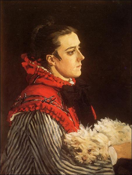 """Qui a peint """"Camille avec un petit chien"""" ?"""