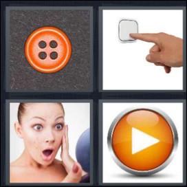 Et enfin, quel est le bon mot pour ces 4 images ?