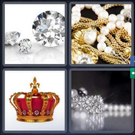 En voyant ces 4 images, quel mot nous saute aux yeux ?