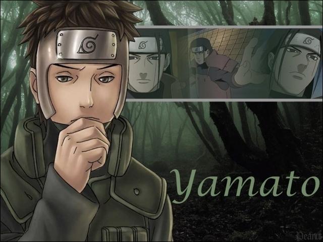 Qui est le senpaï de Yamato ?