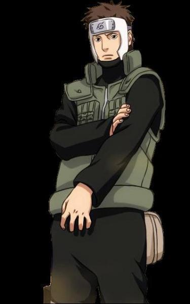 C'est un ANBU de Konoha, il maîtrise l'élément Mokuton :