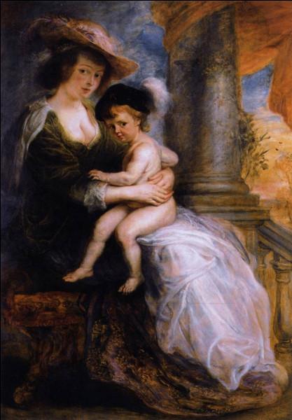 Peinture - Spécial tableaux de maternité