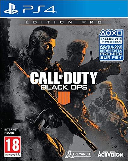 Black Ops 4 a été créé par..