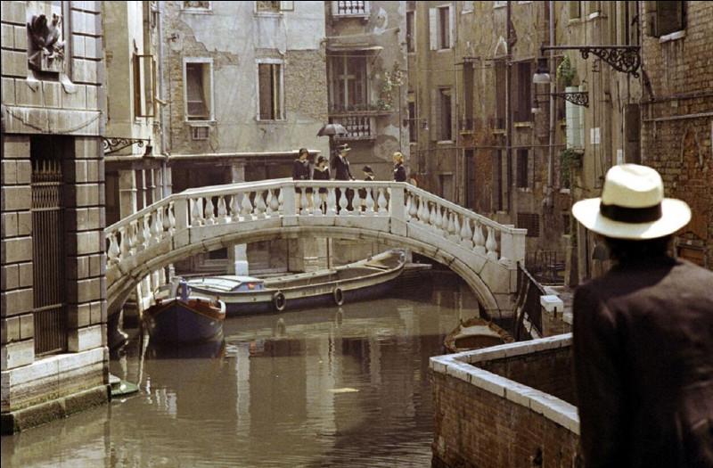Qui est le réalisateur du film ''Mort à Venise'' ?