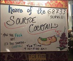 Ne cherchez pas, c'est au Canada ! Que va-t-on vous mettre dans ce cocktail ?