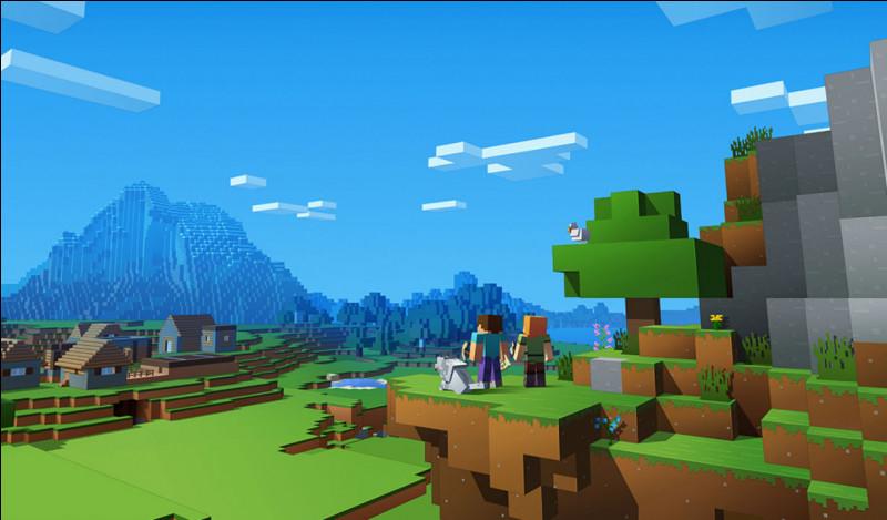 Quel est le développeur de Minecraft ?