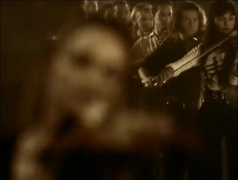 Du clip de quelle chanson s'agit-il ?