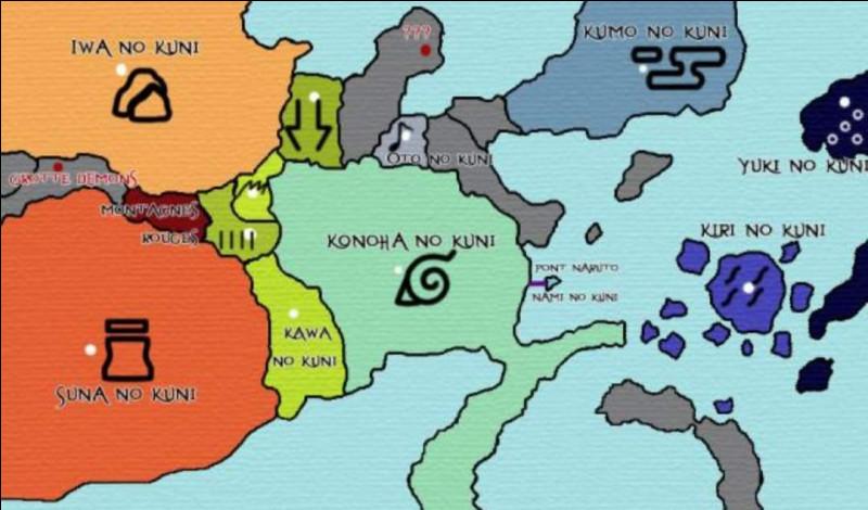 Commençons tranquillement : quels sont les Kages qui affrontent Madara lors de la 4e Grande Guerre Ninja ?
