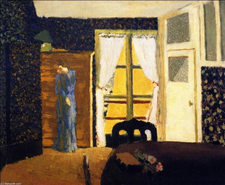 """Qui a peint """"La Fenêtre"""" ?"""