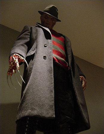 La bonne image dans le bon film : Saga Freddy