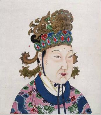 Wu Setian n'a guère laissé de bons souvenirs : et zou ! que je te fonde la dysnatie Zhou, et vlan ! que je te trucide fils, filles, neveux et nièces, etc. Quelle était sa caractéristique ?