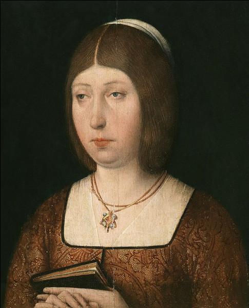 Isabelle fit aussi très fort, avec son mari Ferdinand, en Espagne : expulsion (ou conversion) des juifs et instauration de l'Inquisition, ce qui est déjà un beau programme. Comment l'appela-t-on ?
