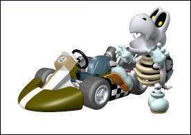 Ce squelette n'a pas l'air gentil ! Trouvez dans quel jeu il apparait ! (Excepté Mario Kart Wii)
