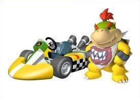 Mario Kart : les personnages