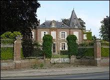 Ancienne commune Samarienne, Lœuilly se situe en région ...