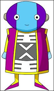 Quel ami Goku amène à Zeno ?
