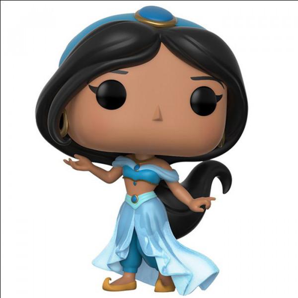Cette magnifique princesse est :