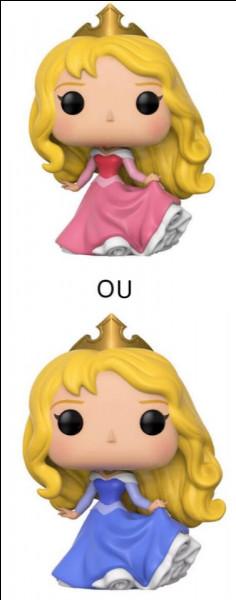 Qui est la princesse proposée sous deux versions différentes ?