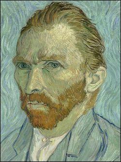 Son nom est Van Gogh, quel est son prénom ?