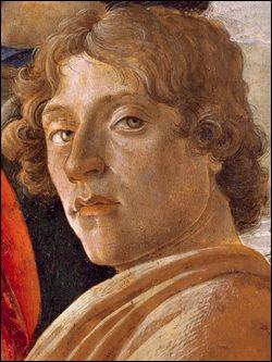 Son nom est Botticelli, quel est son prénom ?