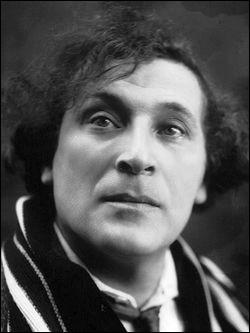 Son nom est Chagall, quel est son prénom ?