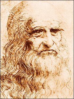 Son nom est de Vinci, quel est son prénom ?