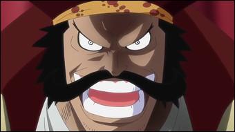 Qui n'a jamais fait partie de l'équipage du Roi des Pirates ?