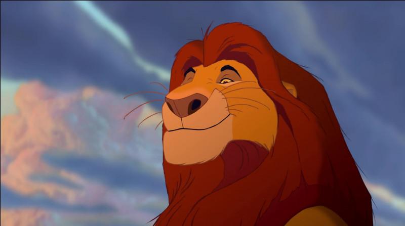 Comment s'appelle le père de Simba ?