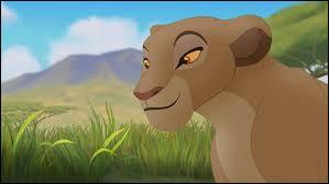 Comment s'appelle la mère de Simba ?