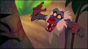 Comment s'appelle ce singe qui est très sage ?