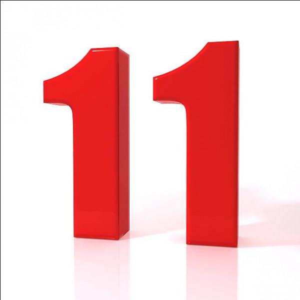 En espagnol, comment traduit-on 11 ?